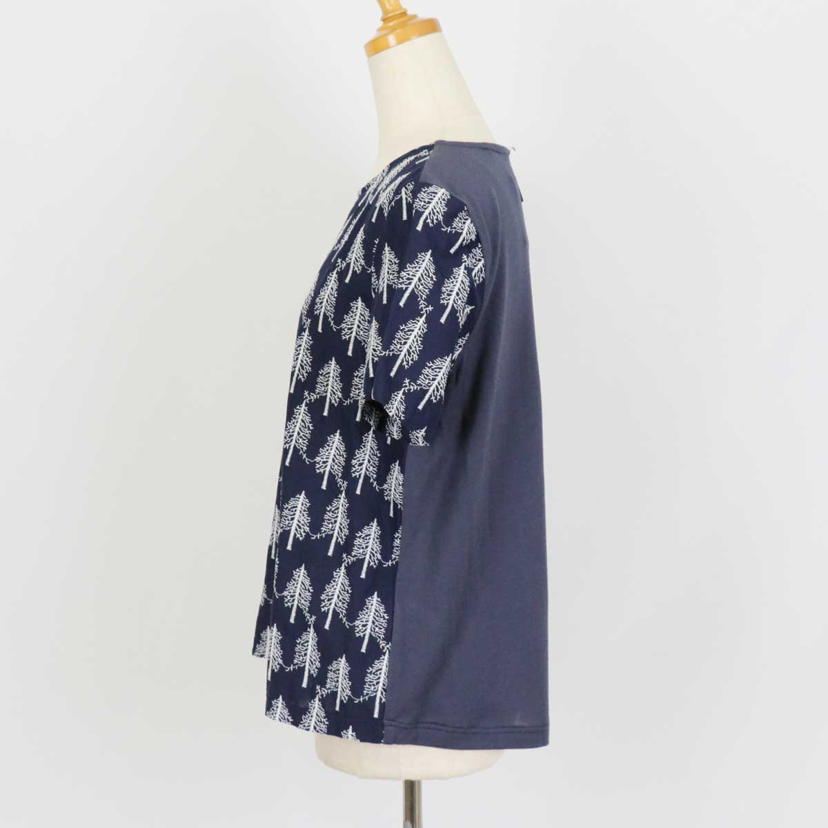 ≪SALE・20パーセントオフ≫ Fanuil ファヌル プルオーバー ウッド刺繍 プルオーバー ブラウス