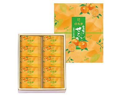 ベビー母恵夢「愛媛のせとか」 10個入箱