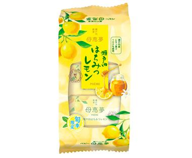 ベビー母恵夢「瀬戸内はちみつレモン」 6個入袋