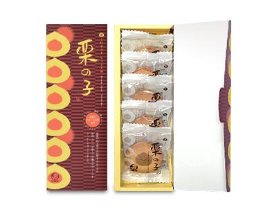 栗の子 5個入箱