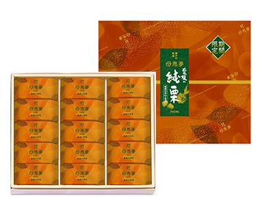 ベビー母恵夢「愛媛の純栗」 15個入箱