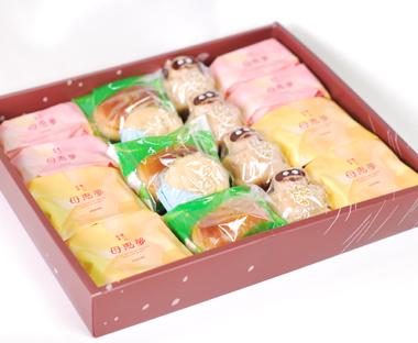 瀬戸内四季菓集「竹」