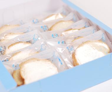 太陽と風の瀬戸内ラスク「塩バター」 12袋(24枚)入