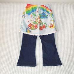 スカートつきパンツ