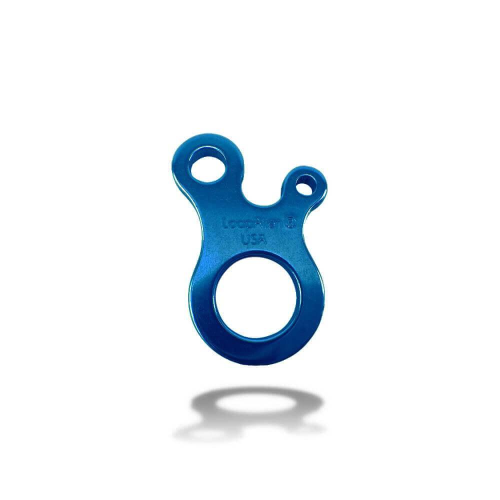 【送料無料】 ループエイリアン RCA スターターキット [アルミニウム]  ブルー / LoopAlien® ALUMINUM RCA STARTER KIT Moroccan Blue