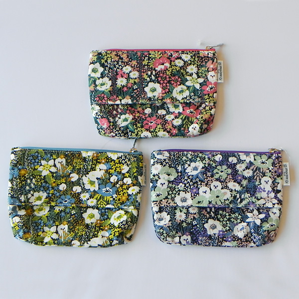 marble SUD マーブルシュッド フラワービション ティッシュPouch 2020FW 09AF059138