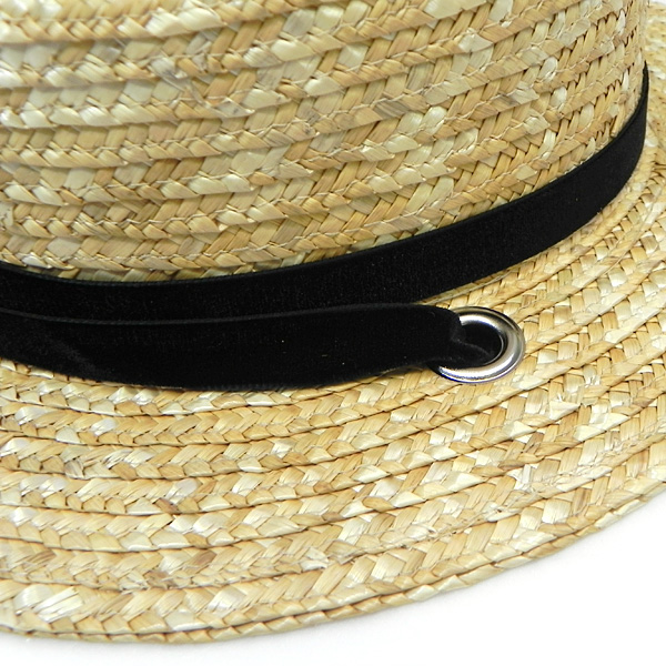 maison de soil メゾンドソイル STRAW HAT 2020 SPRING&SUMMER COLLECTION SNMDS2002