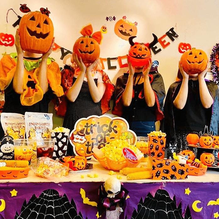 ハロウィンのパーティーに!!期間限定【大阪セット ハロウィンVer.】