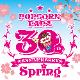 30周年シーズン(春夏秋冬)ステッカー【4枚セット】
