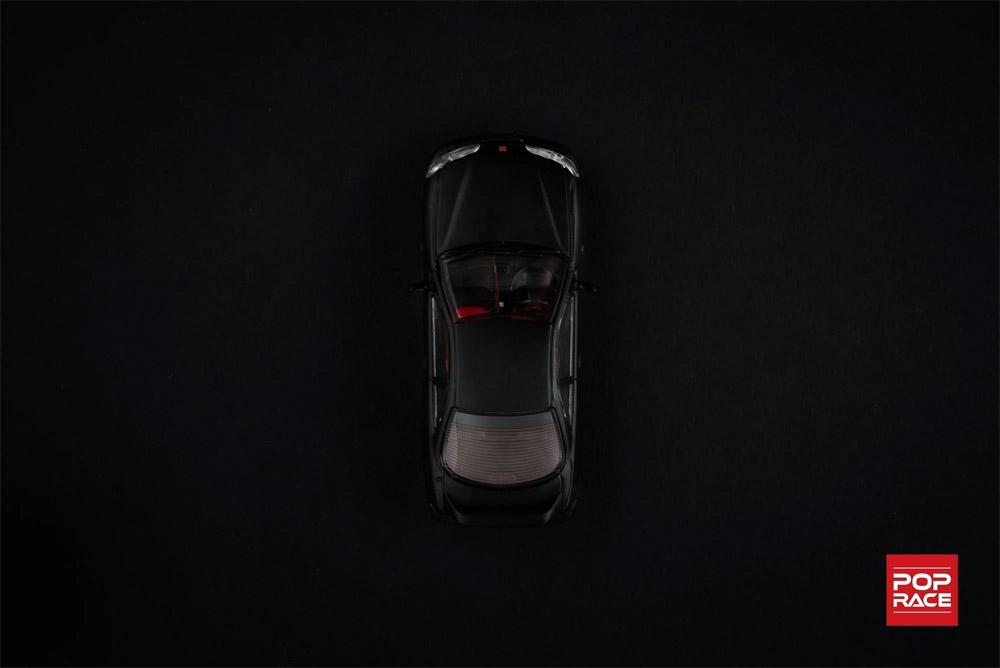 1/64 Honda Integra DC2 Type R Matt Black ホンダ インテグラタイプR DC2型 マットブラック