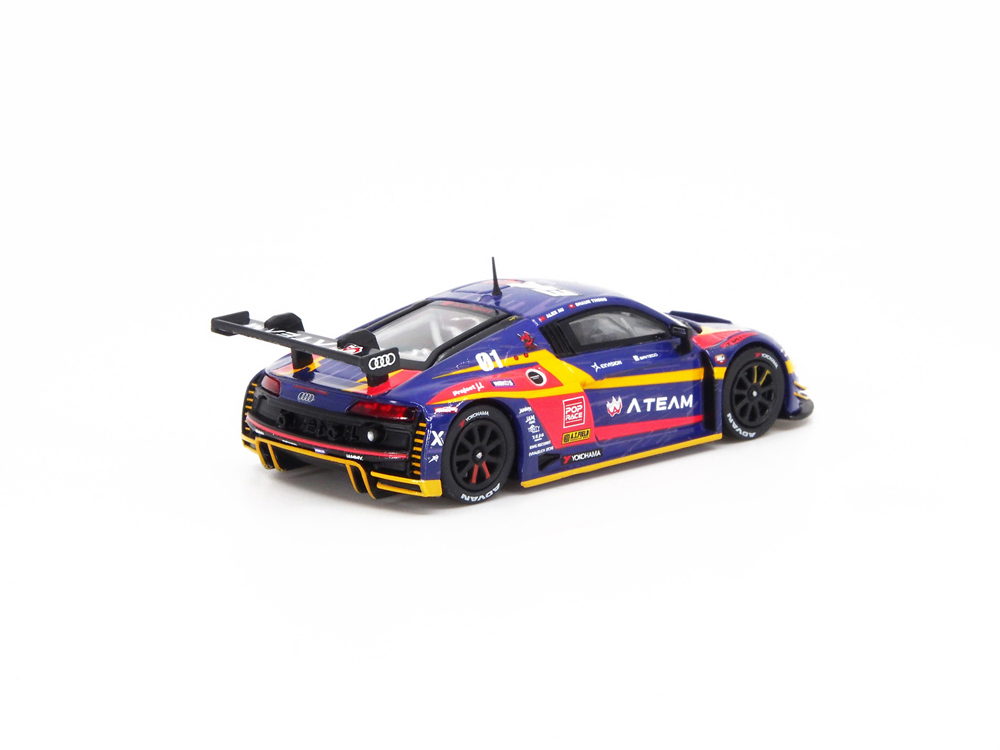 1/64 Evangelion Racing Audi R8 LMS エヴァ RT Test Type-01 X Works R8 覚醒(KAKUSEI)