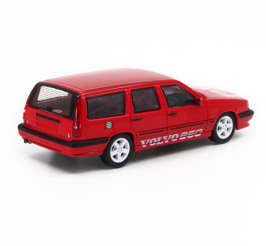 1/64 Volvo 850 Estate Touring Car Prototype ボルボ 850 T-5R エステートツーリングカー プロトタイプ《予約10月》