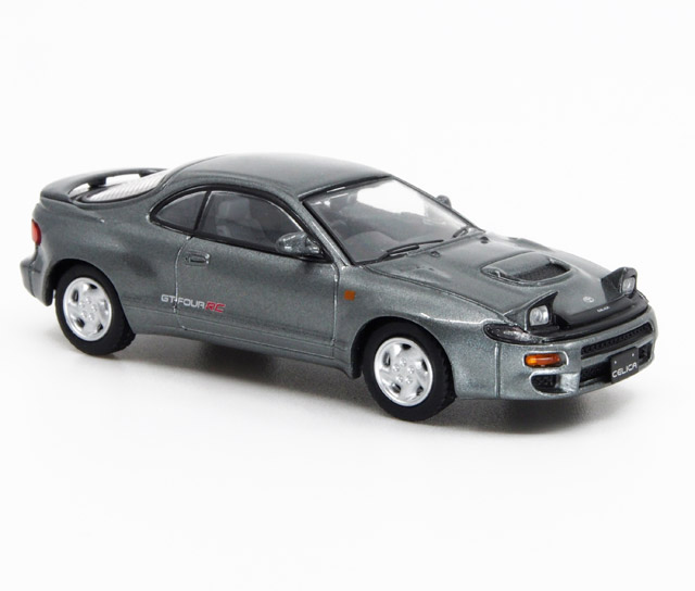 1/64 Toyota Celica GT-Four RC ST185 Grey Metallic トヨタ セリカ GT-FOUR RC ST185 【グレーメタリック】