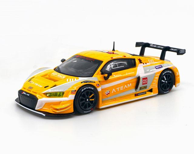 1/64 Audi R8 LMS エヴァ RT PROTO TYPE-00 零号機 X Works R8