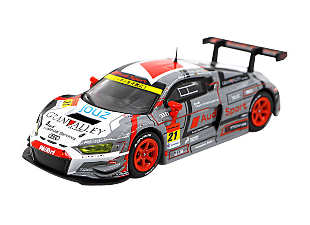 1/64 Audi R8 LMS - Super GT 2019  #21 Audi Team Hitotsuyama,  Richard Lyons / Ryuichiro Tomita 《予約4月》