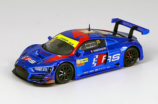 1/64 Audi R8 LMS FIA GT World Cup 2019 #25 Team WRT Dries Vanthoor アウディ R8