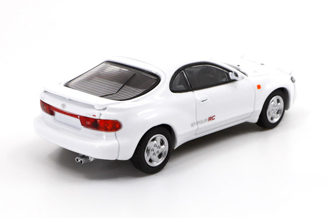 1/64 Toyota Celica GT-Four RC ST185 Super White トヨタ セリカ GT-FOUR RC ST185 【スーパーホワイト】