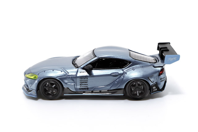 1/64 Pandem GR Supra Metallic Blue パンデム GRスープラ メタリックブルー《予約11月》