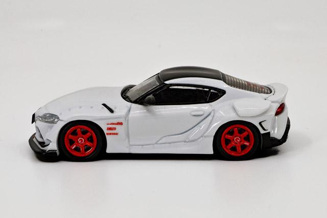 1/64 HKS GR Supra White HKS GRスープラ ホワイト 《予約10月》