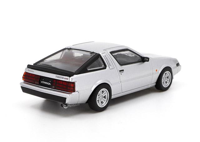 1/64 Mitsubishi Starion (Silver) 三菱 スタリオン (シルバー) 《予約1月》