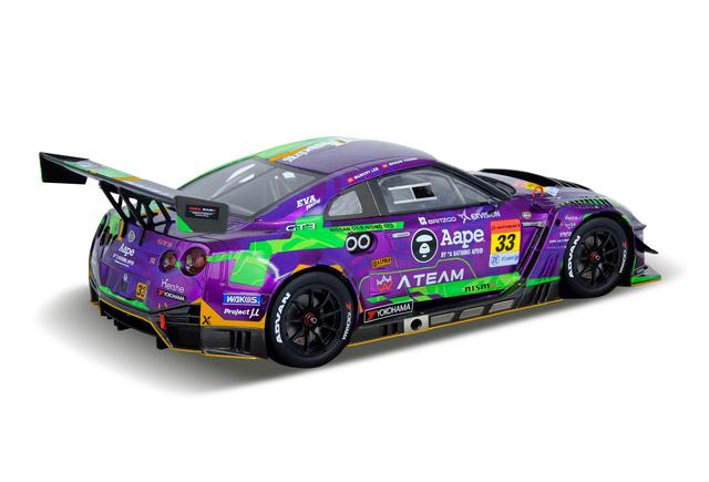 1/18 Nissan GT-R Nismo GT3, X Works/エヴァRT初号機 日産 GT-R ニスモ 《予約4月》