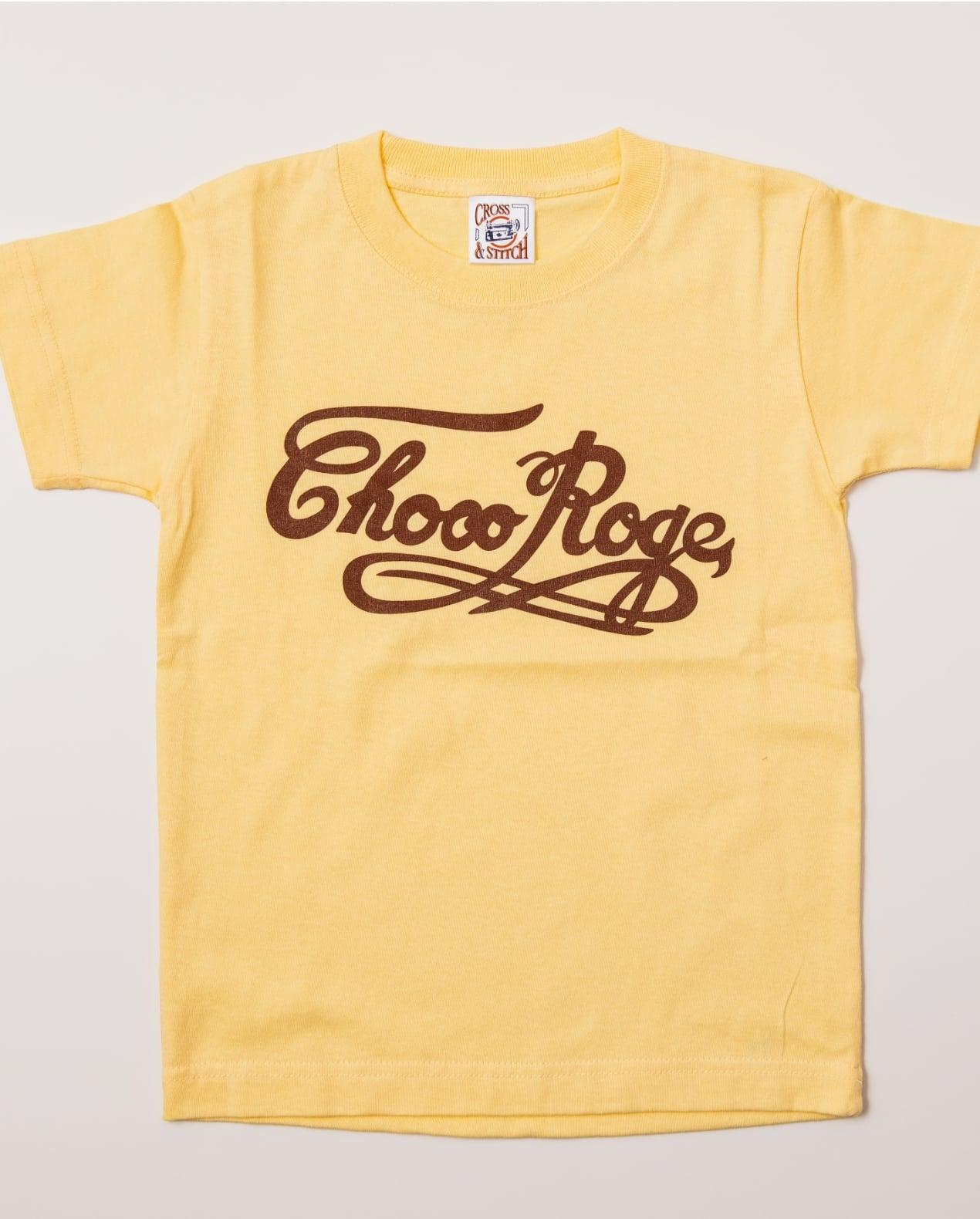 Tシャツ 大人用 黄色 サイズL