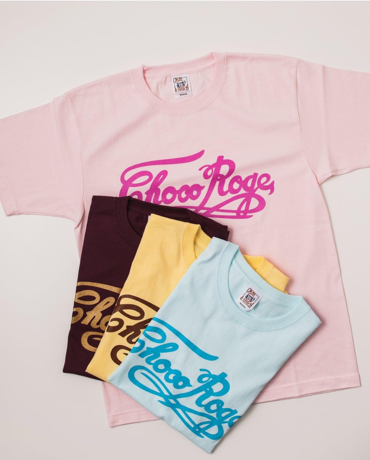 Tシャツ 大人用 ピンク サイズL
