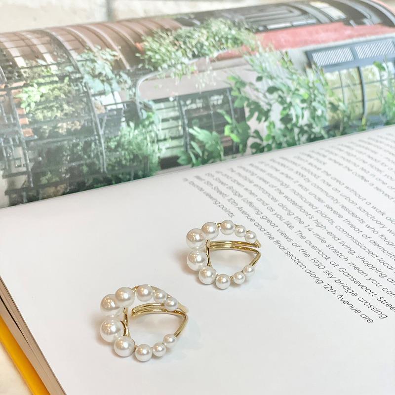 C pearl ring