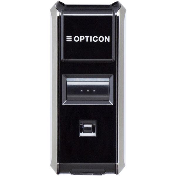 1次元Bluetoothバーコードレーザースキャナ OPN-2102n-BLK 黒 OPTICON