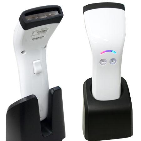 Bluetooth GS1対応CCDバーコードリーダ(+-キー搭載) Cylock Libre ALX-2100X ALF