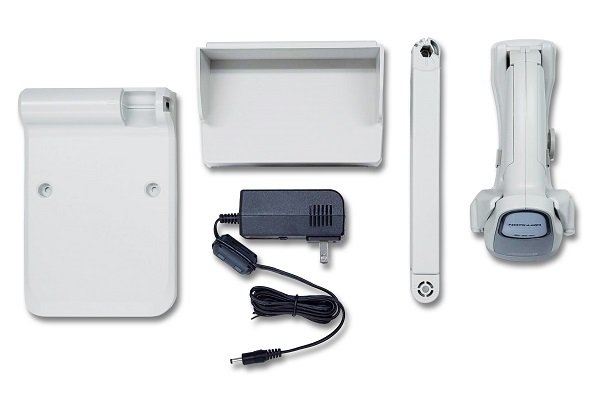 OPN-3200Siスタンド付パスポートリーダーBluetooth接続抗菌仕様 オプトエレクトロニクス