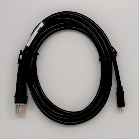 バーコードリーダーBC-NL1100U/2200U/3000U用 MicroUSBケーブル (2m) BC-NL-CBL046UA BUSICOM