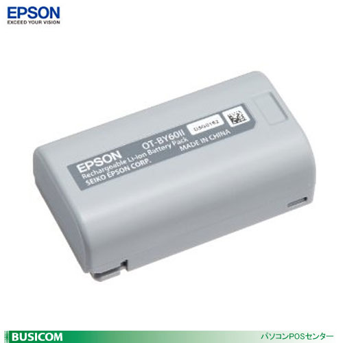 TM-P60�シリーズ用バッテリーOT-BY602 EPSON