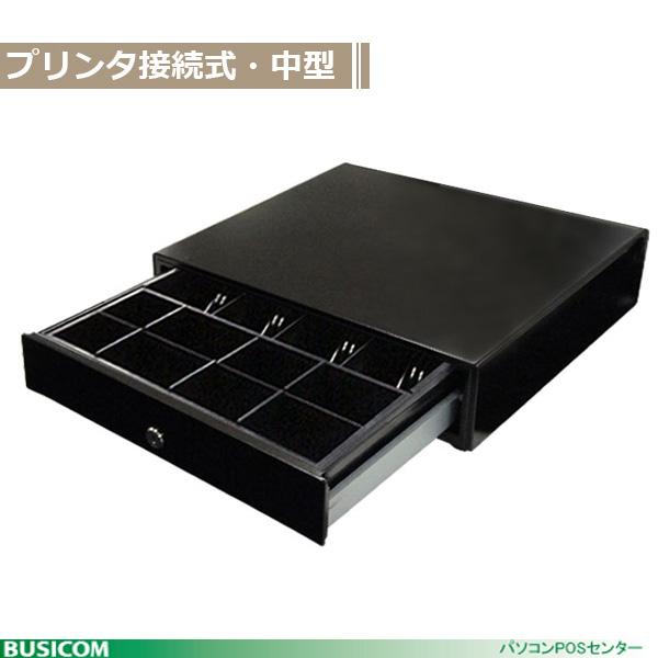BC-423M-B(8C) 8コインモジュラーキャッシュドロア[中型]4B/8C 黒 日本製 ビジコム