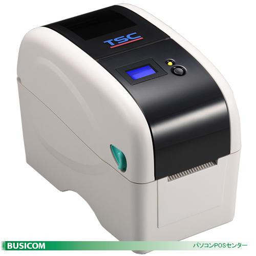 TTPバーコードラベルプリンタ TTP-225(熱転写/203dpi/2インチ/USB・RS232C)