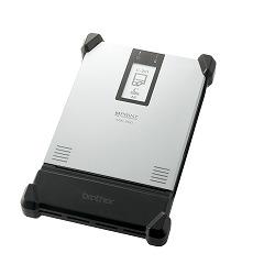 【ブラザー正規代理店】モバイルプリンター(MW-260/270)用シリコンカバー PCS-200