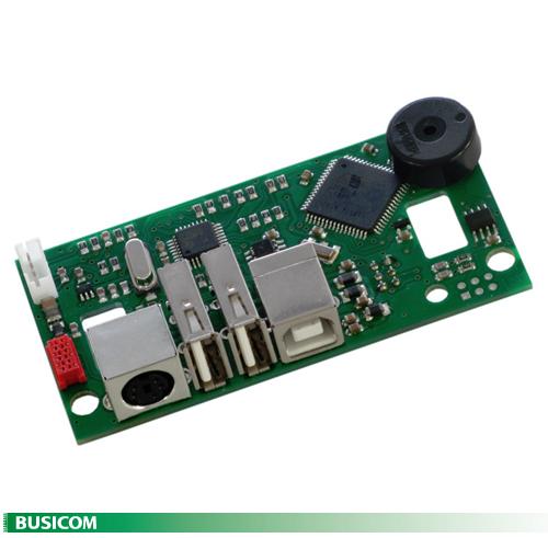 ティプロ/FREE POSキーボード 128キー《USB・セット》 TMC-KMCV(128)USB-W