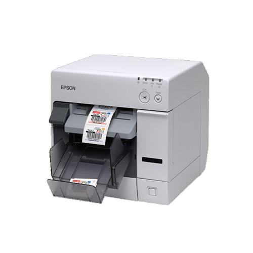 【販売終了】EPSON TM-C3400 業務用インクジェットプリンタ  【Ethernet】