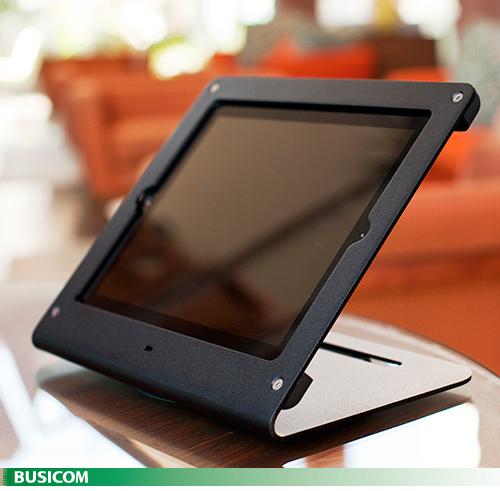 iPad mini1〜4用スタンド WindFall Stand for iPad mini4B ブラック Heckler Design