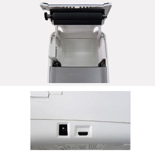 日本プリメックス/NEX-M2302 オートカッタ搭載モバイルプリンタ (iOS, Android, Windows対応) AC電源(バッテリ含む)付
