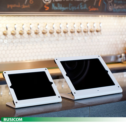 iPad mini1〜4用スタンド WindFall Stand for iPad mini4GW グレーホワイト Heckler Design