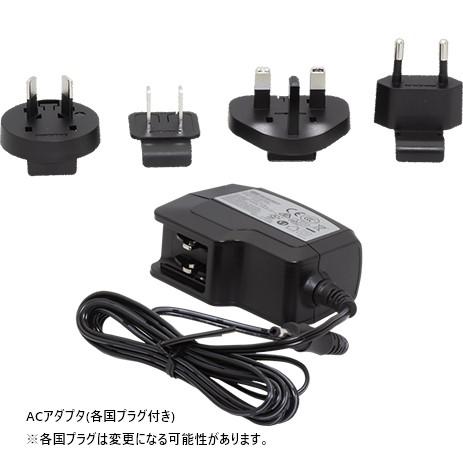 オプトエレクトロニクス RS232Cケーブル用ACアダプタ UF1-WB10E05R