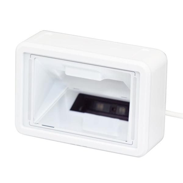 OCR対応 定置式2Dスキャナ M-11 (USB・抗菌・液晶画面読取) 日本語対応 オプトエレクトロニクス