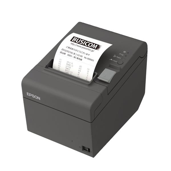 <販売終了いたしました>【エプソン正規代理店】Bluetoothレシートプリンタ TM202BI036 (ダークグレー)EPSON