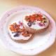 【食べれるお花】アリスの花園クッキーと選べるカフェインレス紅茶1種セット/ アールグレイのクッキーで丘を作り、エディブルフラワーで花園を表現しました。敬老の日 贈り物 プレゼント 退職祝い ギフト のしがけ ラッピング無料(木曜迄の注文を翌週金曜迄出荷)