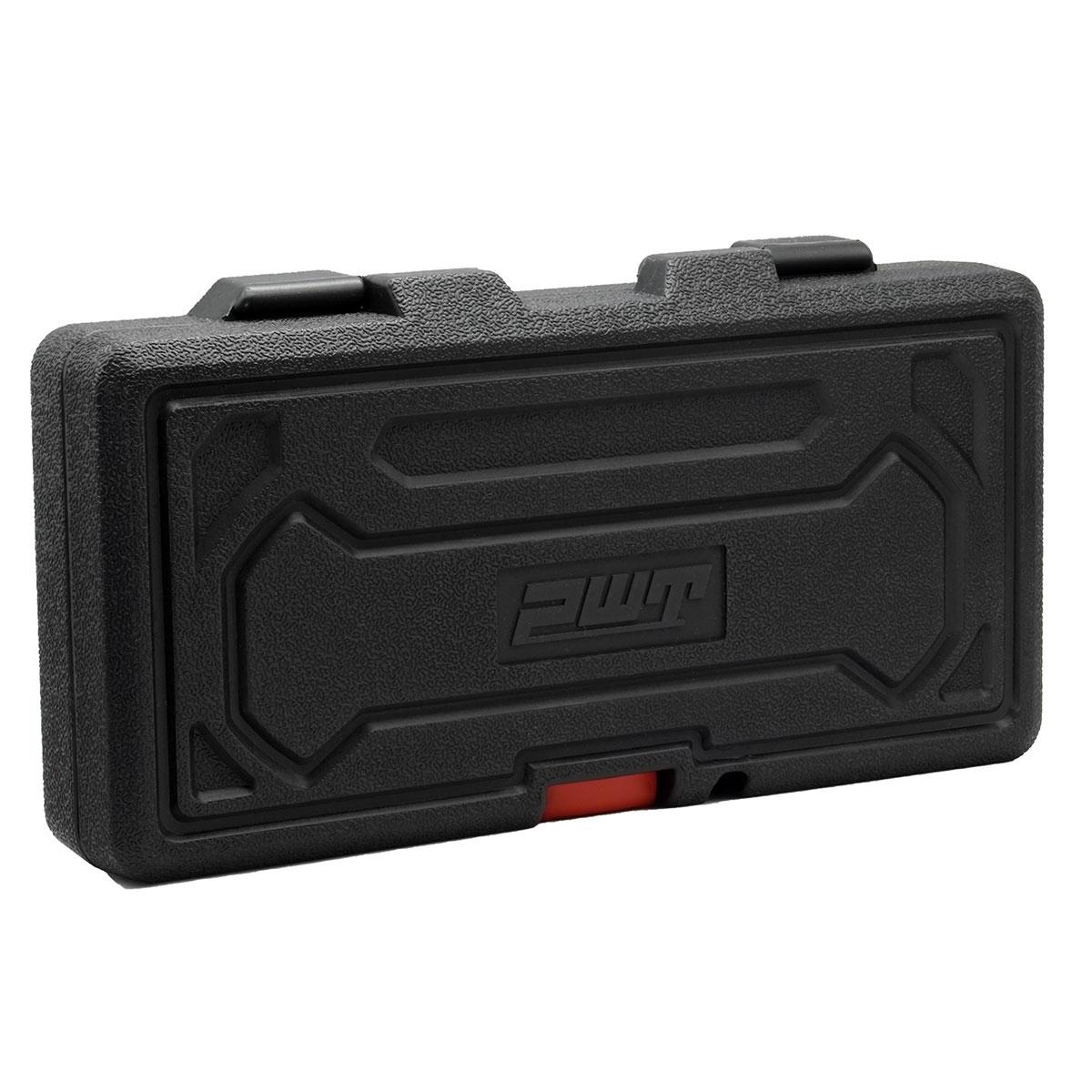 PWT 差込角9.5mm(3/8インチ) ソケットレンチセット ソケット工具セット ラチェットハンドル 17ピース