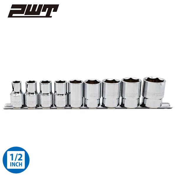 PWT ソケットセット 差込角 1/2インチ 12.7mm ISS12SET