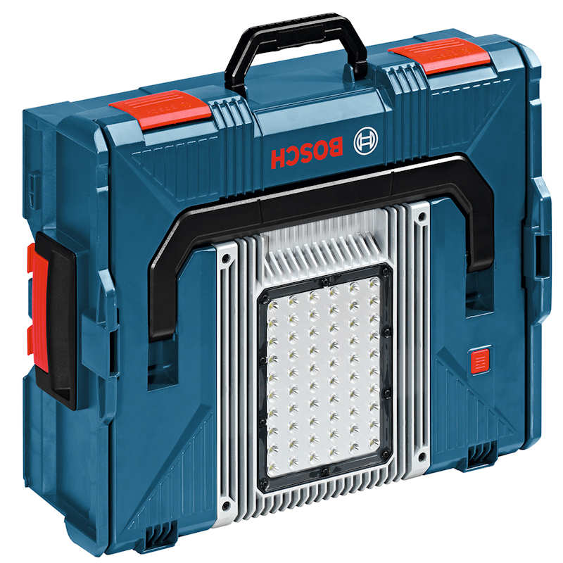 LED-BOXX136 :LEDライトボックスM BOSCH汎用ケース W442×D357×H151mm : ボッシュ電動工具