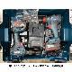 GDX18V200GSR 限定品! : バッテリーインパクトGDXとドライバードリルGSRのコンボキット【4.0Ahバッテリー×2個、充電器、キャリングケースL-BOXX136付】 : ボッシュ電動工具
