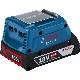 GAA18V-24(本体のみ) : コードレスUSBアダプター(本体のみ・リチウムイオン18V、14.4V両対応) : ボッシュ電動工具